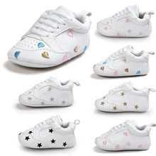 WONBO Brand New Arrive Baby First Walkers Baby Soft Bottom Fashion Moccasin Newborn Babies Shoes PU Leather Prewalkers Boots