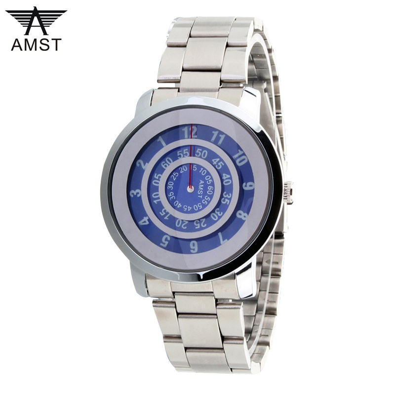 2017 New AMST Turntable Watches Men Luxury Brand Top Fashion Casual Quartz Mens Watch Student Relogio Masculino Wristwatch<br><br>Aliexpress
