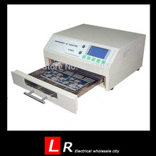 1pc Infrared IC Heater SMD BGA Reflow Oven Equipment 180m Rework Preheating Station T-962(China)