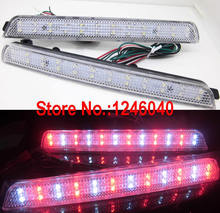 Clear lens Rear bumper reflector light tail brake lamp fog light reverse lamp for Mazda3 Mazda2 mazda8 atenza AXELA 2004-2011(China)