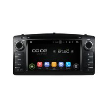 otojeta car dvd player for toyota COROLLA E120 2004 octa core android 6.0 2GB RAM 32GB ROM stereo BT/radio/dvr/obd2/tpms/camera(China)