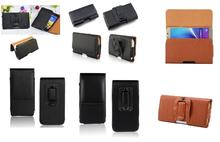 Leather Pouch Holster Belt Clip Case For Nokia 310 500 5230 5233 5232 5802 5238 N97 N8 603 Asha 501 502 503; Lumia 800 710 610(China)