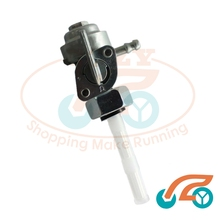2 Pcs Gas Fuel Switch Valve Petcock for ETQ Harbor Freight & Chicago Electric China-made Portable Gasoline Generator