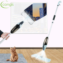 Spray Mop Wood Floor Clean Flat Mop Free Gift Replacement Long Handle Window Clean Brush Multi-functional Household Clean Tools(China)
