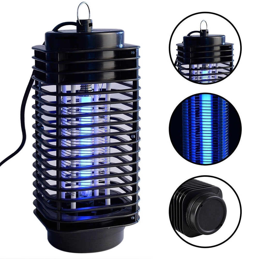 H31 110V Electric Mosquito Fly Bug Insect Zapper Killer mosquito killing lamp catch mosquitoes insect repellent lights<br><br>Aliexpress