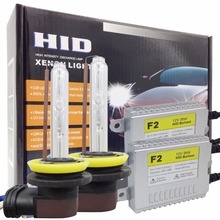 Taochis AC 12v 38W L type Hid H11 xenon bulbs replace H1 H3 head light kits fast bright H7 9005 9006 hid ballast set fog lamp