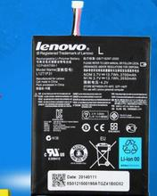 FOR Lenovo PAD A2107/A-H A2207/A-H L12T1P31 A2 R6907 BL195 Rechargeable Li-ion Built-in lithium polymer battery(China)