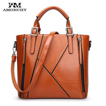 Promotions Patchwork Women Handbags Brand Women's Shoulder Bags Female Tote Vintage Messenger Bags Daily Office Bag For Lady S76