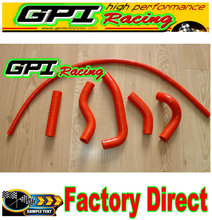GPI silicone radiator hose FOR Kawasaki KX500 KX 500 1989-2004 99 90 91 92 93 94 95 96 97 98 99 00 01 02 03 2003 2002 2001 2000(China)