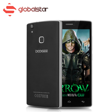 DOOGEE X5 MAX Android 6.0 Quad Core Cellphone 5.0 inch MTK6580 1GB RAM 8GB ROM Smartphone 4000 mAh 5MP Fingerprint Mobile phone
