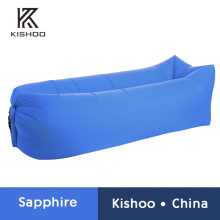 wholesale High quality Inflatable lazy sofa in sleeping bag lazy bag sofa lounger air bean bag chair inflatable camping air sofa