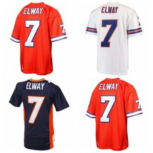 Men's John Elway Throwback jersey(China)