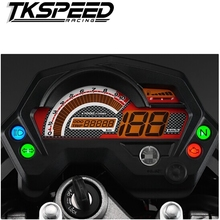 shipping Motorcycle digital speedometer meter used for Yamaha FZ 16 FZ16 motor(China)