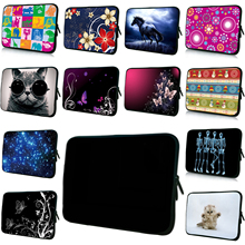 Computer Bags 14 12 17 13 15 10 7 17.3 9.7 11.6 inch Neoprene Sleeve Notebook PC Laptop Cover Cases For Toshiba Dell Macbook Pro