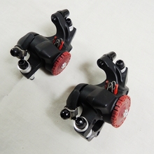 original b5 high end top quality better than line pulling cable line mtb disc brake caliper(China)