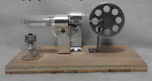 Stirling engine micro steam engine model small educational toys