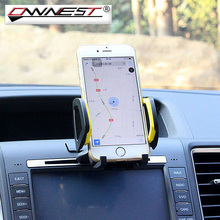 Ownest Universal Car Air Vent Phone Holder Mount CD Slot Bracket 360 Degree Rotation Multifunction Navigation For iPhone Samsung