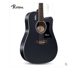 Guitar 41 inch acoustic guitar beginner novice(China)