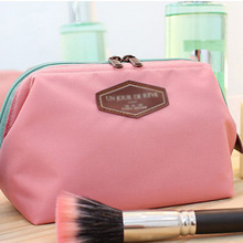 New Arrival Makeup Organizer Storage Cute Cosmetic Bag Zipper Closure Large Capacity Toiletry Wash Pouch Women Tote
