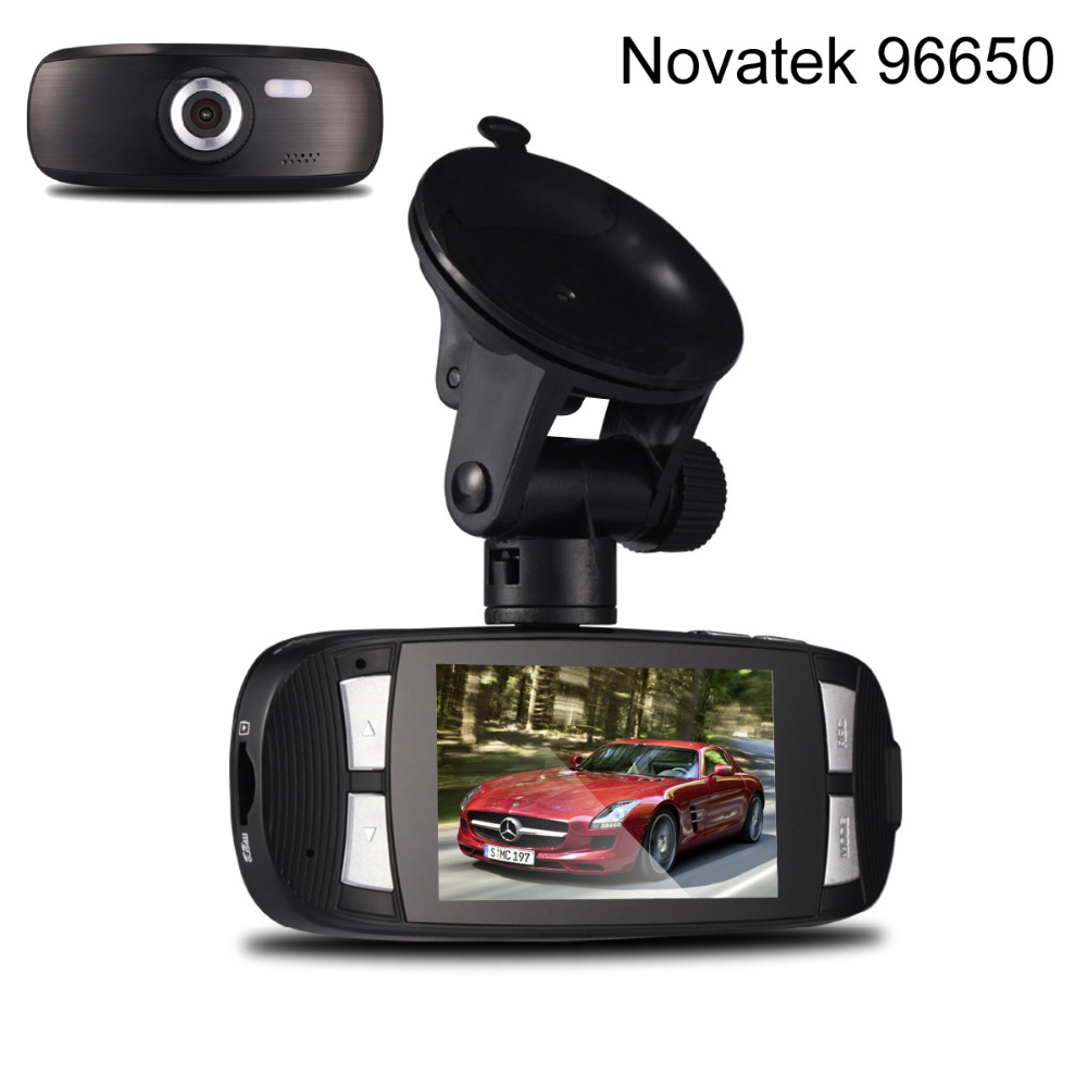 NOVATEK 96650 2.7 Car HD DVR Video Recorder Camera G1W 1080P Vehicle Data Recorder WDR AR0330 CMOS Detection Night Vision<br><br>Aliexpress