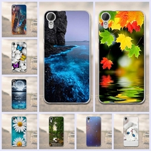 Cases for HTC Desire 825 3D Relief TPU Soft Back Cover Silicon Mobile Phone Cover Case for Fundas HTC Desire 825 Coque Capa