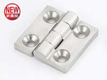 Weight bearing type stainless steel hinge large open chassis hinge large oven equipment hinge(China)