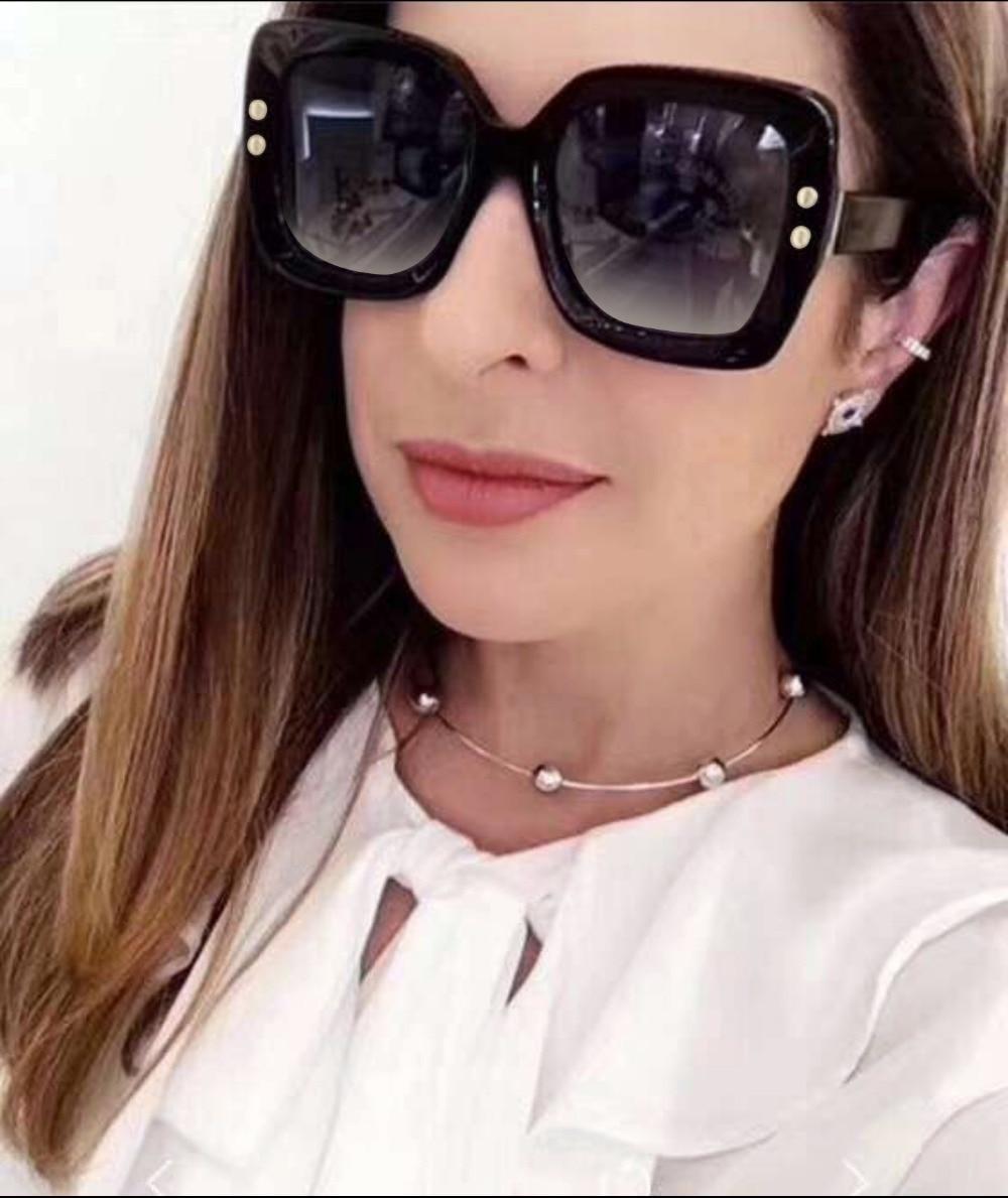 FU E  New Fashion Lady Sunglasses Designer Brand Box Sunglasses High Quality Sunglasses UV400 KF160     95103