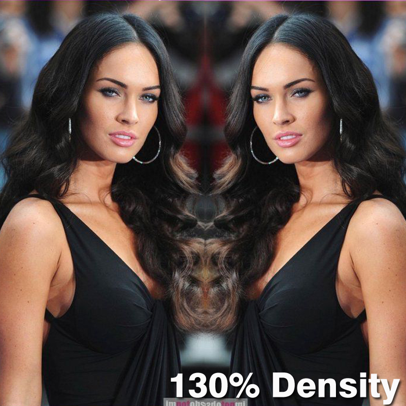 Full Lace Human Hair Wigs Body Wave Lace Front Wig 130% Density 7A Peruvian Lace Front Human Hair Wigs For Black Women Wavy Wig<br><br>Aliexpress
