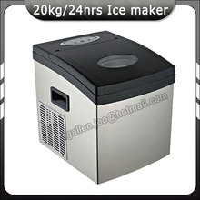 CE approved Commercial Ice machine Home Ice maker, Ice cube Freezer cube ice making machine 20KG