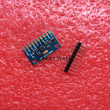 MPU-9250 GY-9250 9-axis sensor module I2C/SPI Communications Thriaxis gyroscope + triaxial accelerometer+triaxial magnetic field(China)