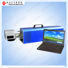 Mactron Brand Portable CO2 Laser Marking Machine For Wood, Glass, Rubber, Paper, Software Plastic, Acrylic, Buttons,Ceramics