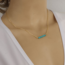 3pcs necklace for women gold necklace alloy necklace free shipping NK0023