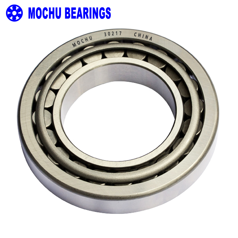 1pcs Bearing 30217 85x150x30.5 30217-A 30217J2/Q 7217E Cone + Cup High Quality Single Row Tapered Roller Bearings<br><br>Aliexpress
