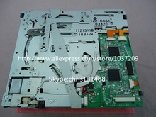 Original Clarion 6 cd changer mechanism PC board 039-3026-20 039-3058-20 for Subru Maxima 2009-2012 Year PU-3045A-A(China)