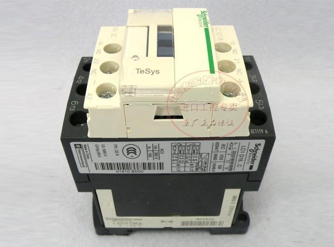 TeSys D Contactor 3P 18A LC1D18 LC1D18ED LC1-D18ED 48V DC 48VDC<br>