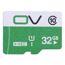 OV 8G/16G/32G/64G Micro Memory Card Storage SD/TF Class6/Class10 UHS-1 Shockpoof Capture Full HD Video for Phone/Tablet/Car DVR
