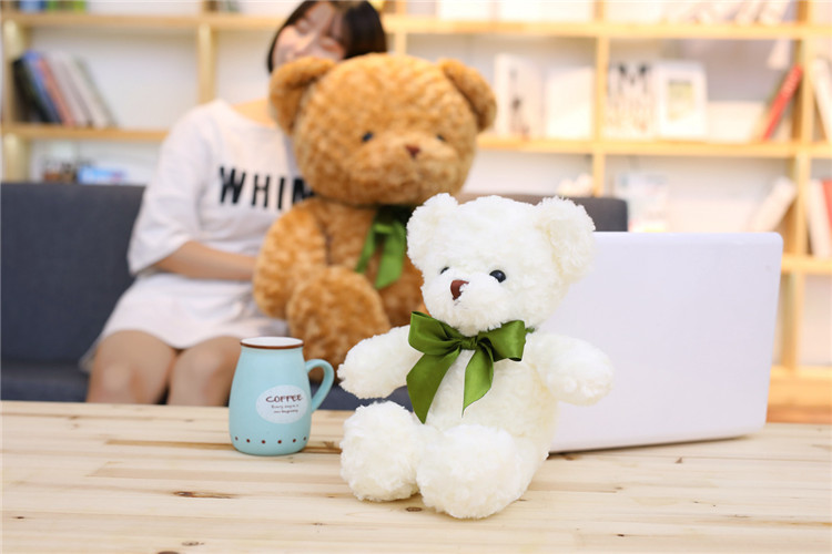 1pc 38cm super lovely exquisite small bear plush toy teddy bear ...