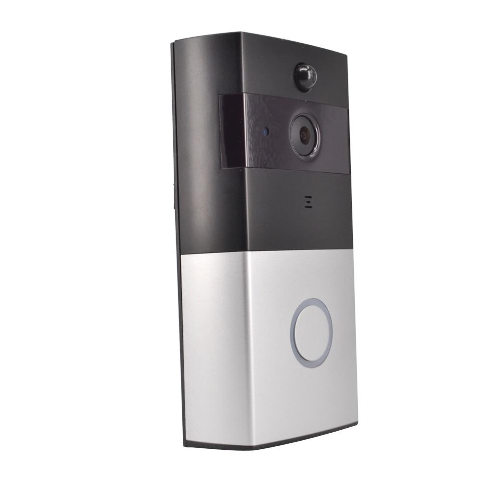 CTVMAN Wireless Video Door Phone Doorbell Camera Battery Doorphone Video Intercom System Wifi Doorbells with PIR & SD Card7