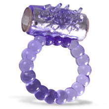 Buy Hot Penis Ring Vibrator, Jelly Stretchy Vibrating Cock Ring, Anel Peniano, Sex Toys Men, Clitoral Stimulator, Sex Products