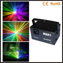 Sale! 2016 New Laser Light  RGB Laser Show DMX ILDA SD Card Slot 30K System 1.5W Full Color Beam Animation Strobe Projector