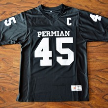 MM MASMIG Boobie Miles #45 Permian Football Jersey Stitched Black - Friday Night Lights S M L XL XXL XXXL 4XL(China)