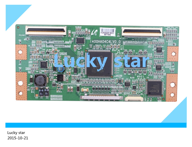 98% new good working High-quality original board I400HA04C4LV0.0 LTI400HA04 400MX-2 T-con logic board<br>