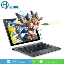 "10.1"" Chuwi Hi10 Pro Dual OS Tablet PC Quad Core Intel Z8350 Windows 10+Android 5.1 4G RAM 64G ROM IPS 1920*1200 Type-C 3.0 HDMI(China)"