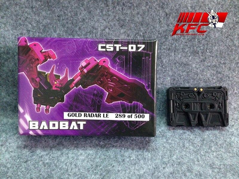 Keith Fantasy Club CST-07E Purple Badbat &amp; Black Badbat!<br><br>Aliexpress