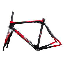 Buy Carbon Road Bicycle Bike Frame Carbon Road Frame,cadre route carbone,cuadro de carbono carretera 48cm/50cm/52cm/56cm for $558.00 in AliExpress store