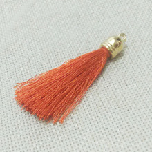 necklace tassels findings choker charms fiber Tassel caps crimps ends rayon fringe trim brooch corsage handbag lanyard pendants
