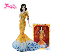 Original Barbie Limited Collection Doll BCP97 Celebrity Chinese Popuar Star Fan Bingbing Barbie Doll(China)