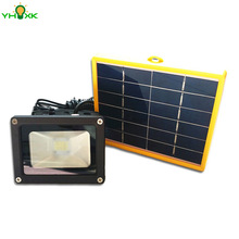 Solar Floodlight 12 LED Outdoor Security Light Solar Flood Light Landscape lamp for Lawn, Garden, Road, Hotel,Pool Pond,Roof