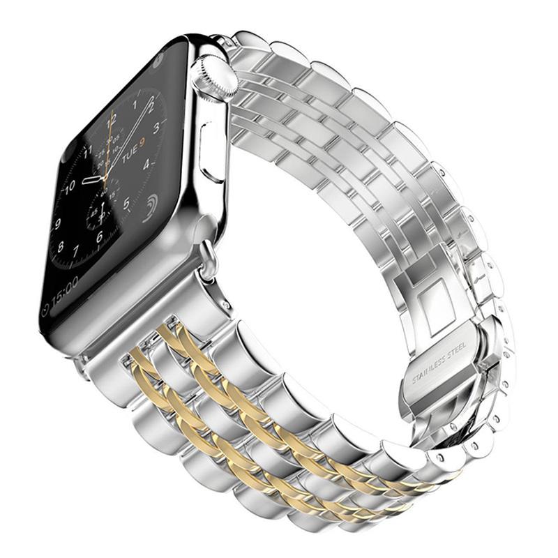 Correa-de-reloj-Pulsera-Para-Apple-IWatch-Venda-de-Reloj-38mm-42mm-Correas-de-reloj-de