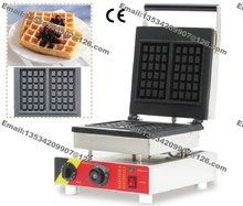 110V 220V Waffle Maker Baker Machine Commercial Nonstick Electric Square Pro